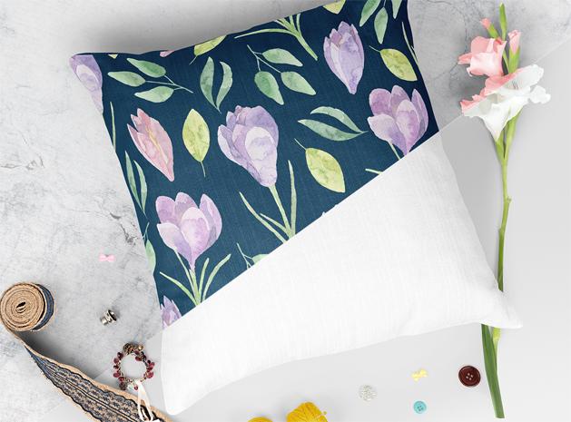 Pillow Case Mockups Set
