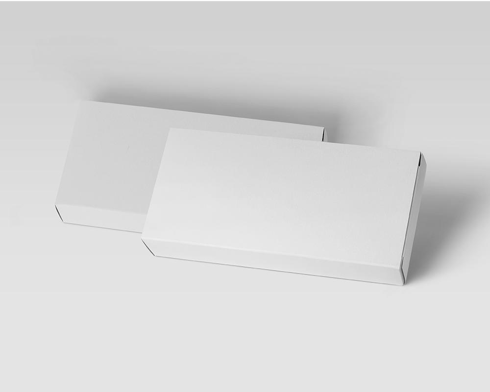 Free Pill Box Packaging Mockup